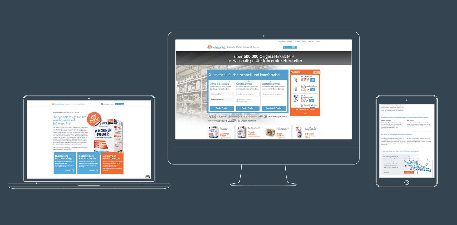 Magento Referenzprojekt B2b Und B2c Online Shop