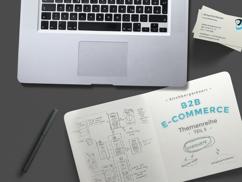 B2B E-Commerce: Checkliste Online-Shop